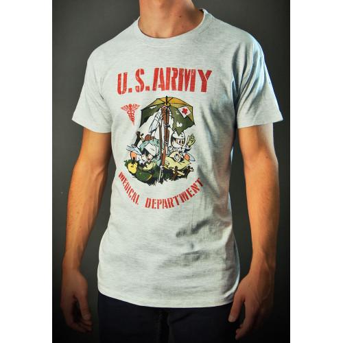 TEE SHIRT US ARMY MEDICAL
