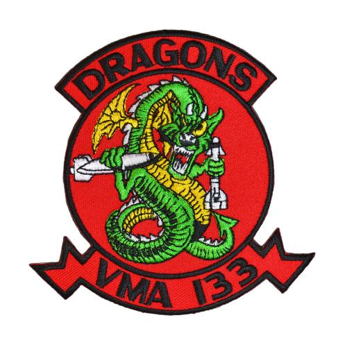 DRAGONS VMA 133