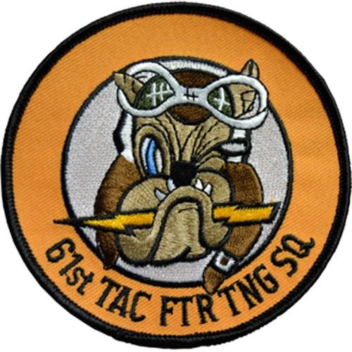 61ST TAC FTR TNG SQR
