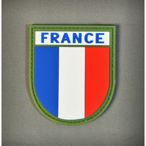 PATCH FRANCE GOMME