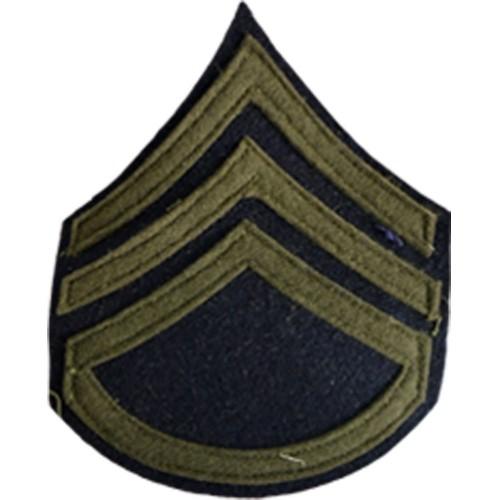 STAFF SERGEANT (la paire) feutrine