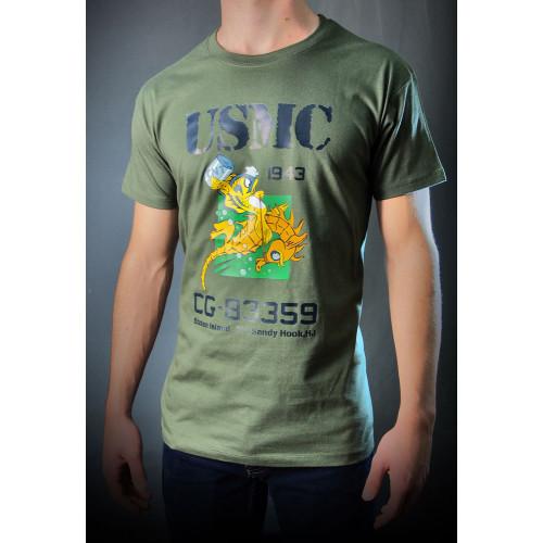 TEE SHIRT USMC 1943