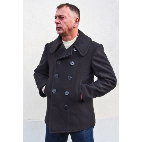 CABAN Type US Navy Peacoat