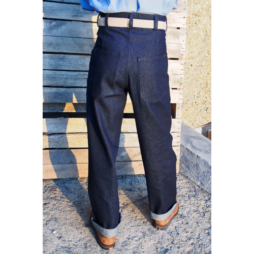 PANTALON USN DENIM