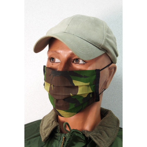 MASQUE DE PROTECTION CAMOUFLAGE