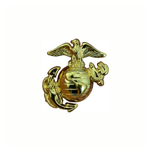 N°09: INSIGNE DE COL MARINES CORPS