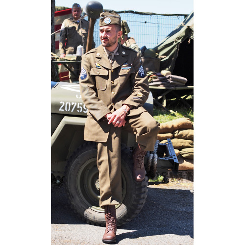 PANTALON SOUS OFFICIER US ARMY WW2