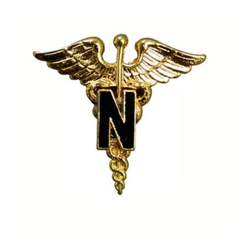 N°62: INSIGNE DE COL NURSE
