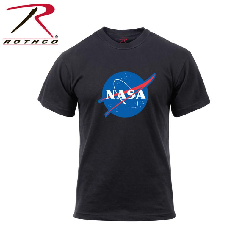 TEE SHIRT MOTIF NASA