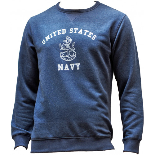 SWEAT SHIRT MOTIF USN