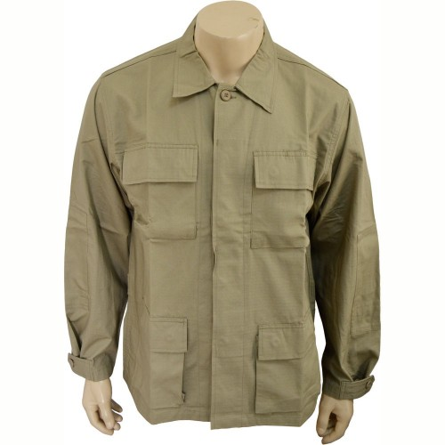 BDU JACKET TAN SALE