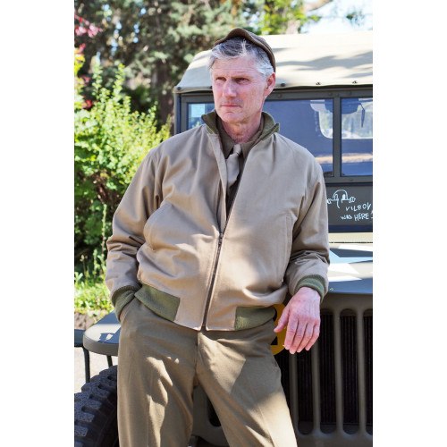 TANKERS JACKET US WWII