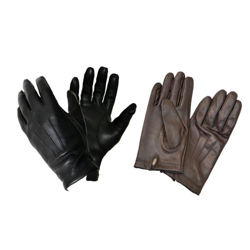 99da4fe0f4aeb Gants AF officier, gants militaire de haute qualité en cuir