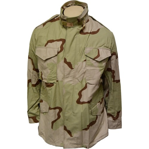 M 65 FIELD JACKET 3 COLORS