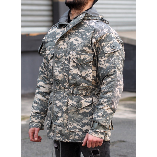 SMOCK MULTIPOCHES ARMY DIGITAL