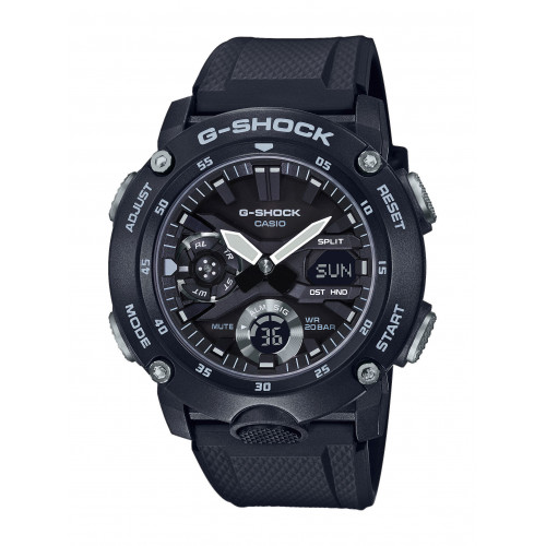 MONTRE CASIO G-SHOCK GA-2000S-1AER