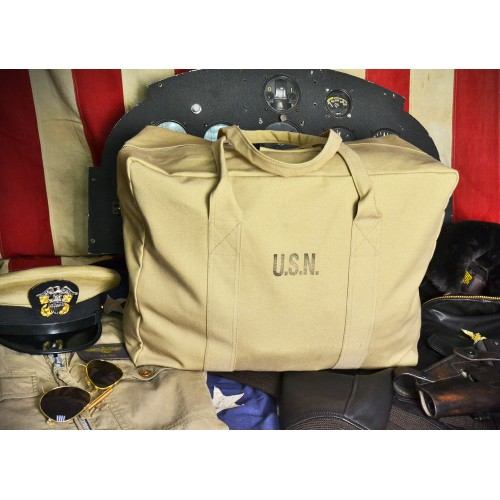 AVIATOR'S KIT BAG DE L'US NAVY