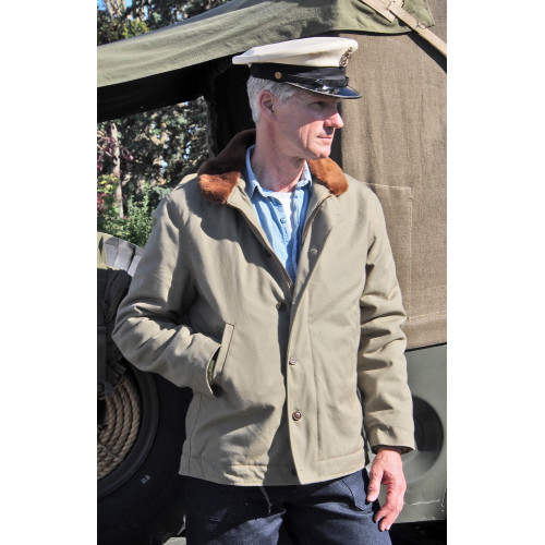 DECK JACKET DE L'US NAVY TYPE N1