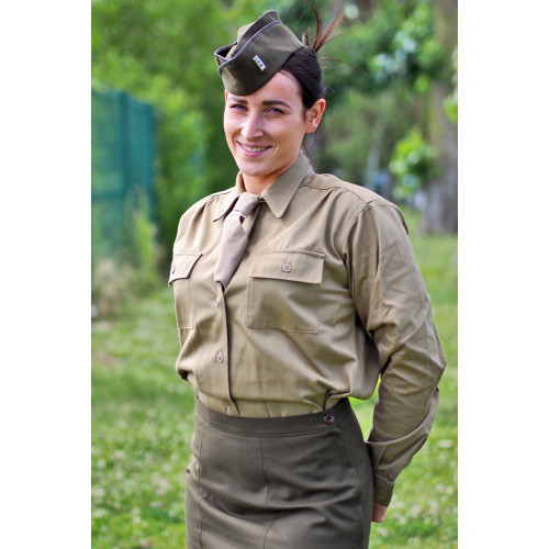 WWII CHINO SHIRT WOMEN