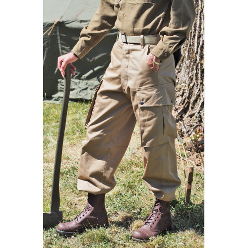US PARATROOPERS PANTS M1942