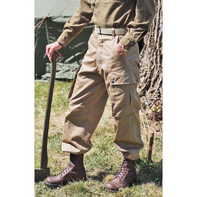 US PARATROOPERS PANTS M1942