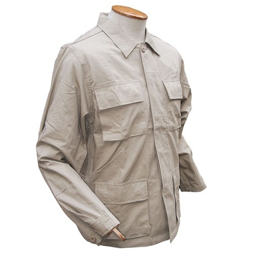 TAN BDU SHIRT