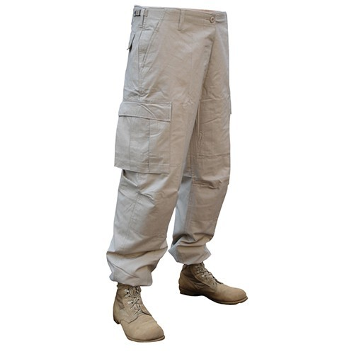 PANTALON BDU SABLE