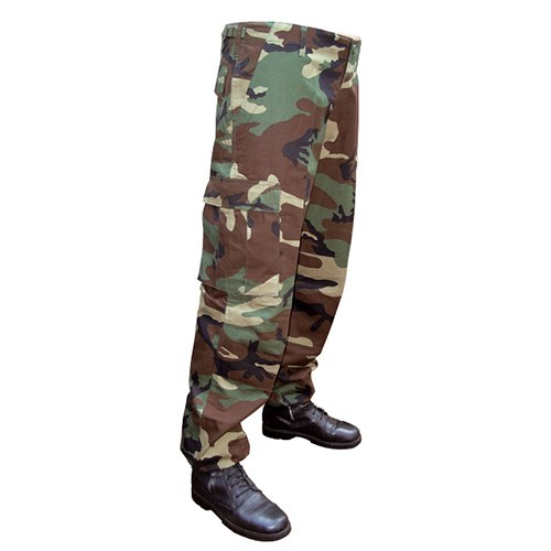 WOODLAND BDU PANTS