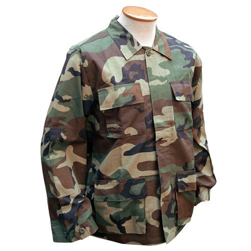 WOODLAND BDU SHIRT