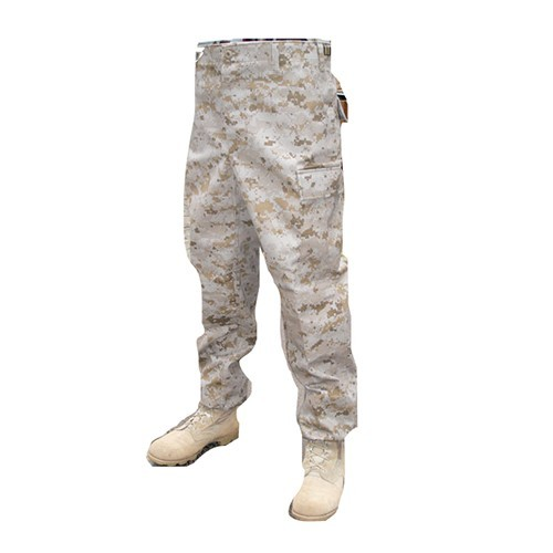 BDU MARINE DIGITAL DESERT PANTS