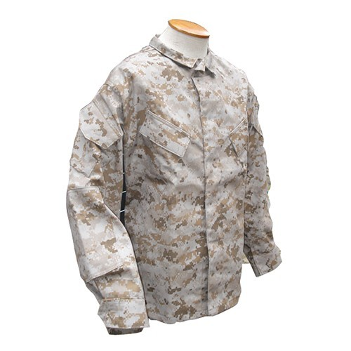 BDU MARINE DIGITAL DESERT SHIRT