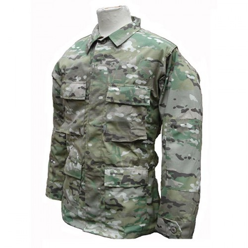 BDU MULTICAM JACKET
