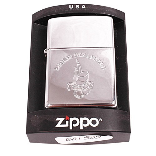 FRENCH FOREIGN LEGION ZIPPO