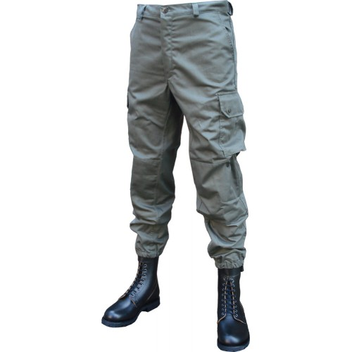 FRENCH COMBAT PANTS F2 OD