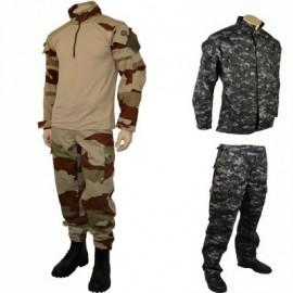 Treillis militaires