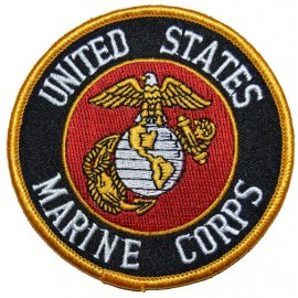 PATCHES TISSUS AVIATION & US MARINES