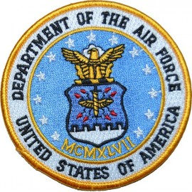 PATCHES TISSUS US AIRFORCE
