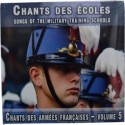 CD CHANTS MILITAIRES